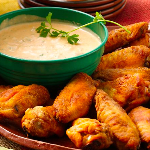 Hot Wings 1/2 Dozen